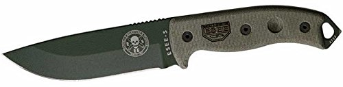 esee-5p-od-plain-blade-with-canvas-micarta-handle